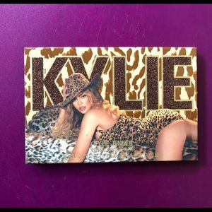 Kylie Cosmetics Wild Side Leopard Eye Shadow NEW!